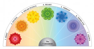 Seven Chakras low res