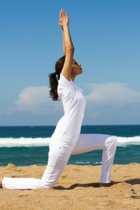 Yoga woman image_1