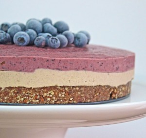 deliciously ella raw cheesecake