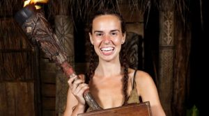 Kristie Bennett - Winner Australian Survivor 2016 Series (Photo - Channel 10)