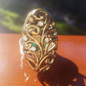 How a ring changed my life and will change others