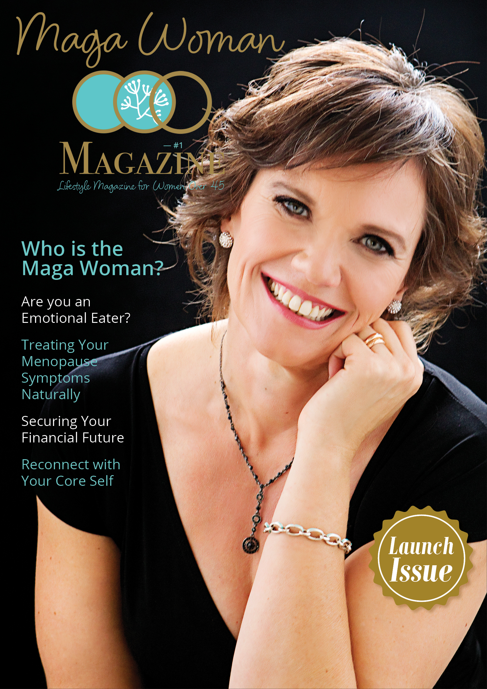 Maga Woman Magazine Issue #1