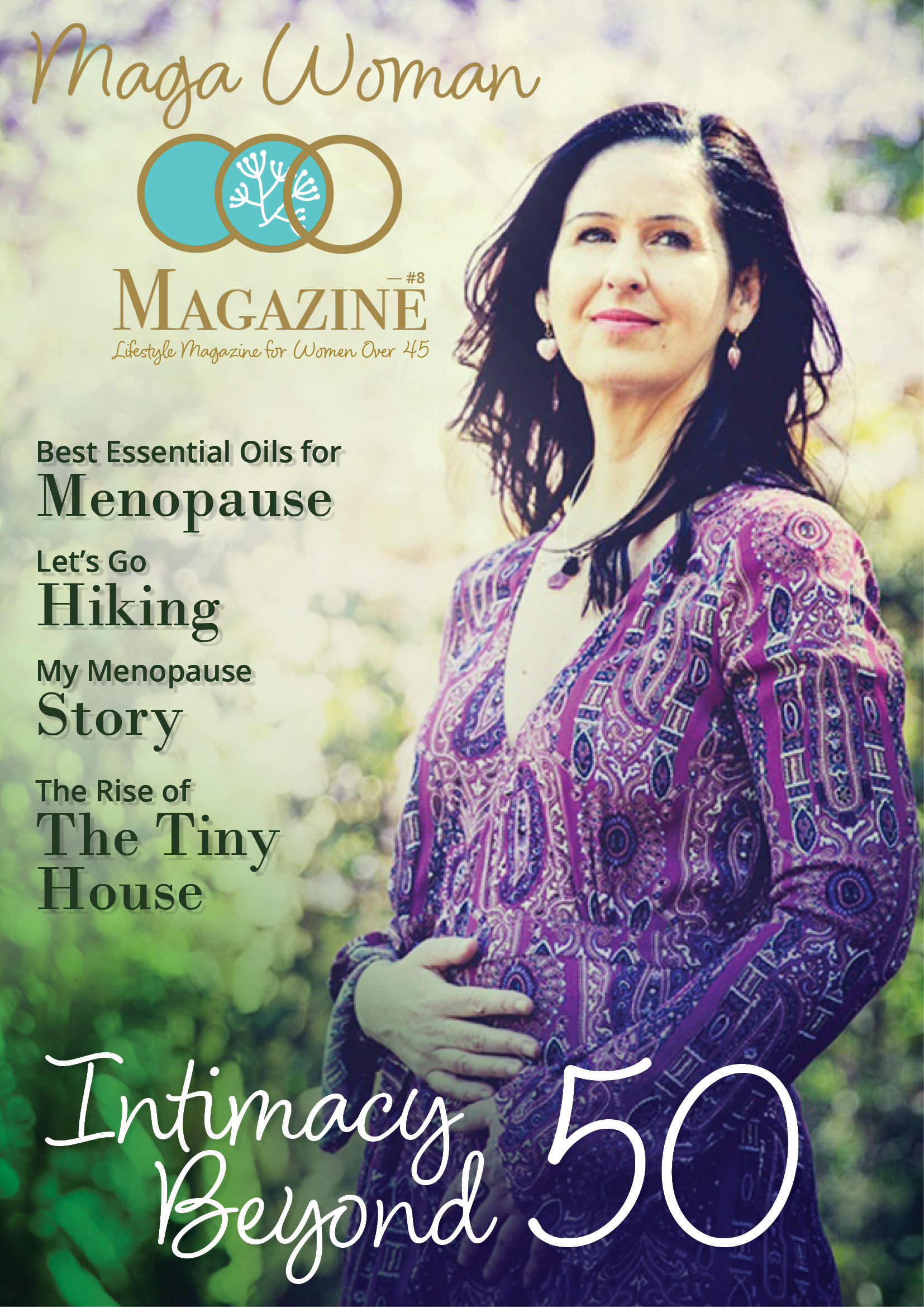 Maga Woman Magazine Issue 8
