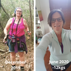 My Menopause Weight Loss Journey